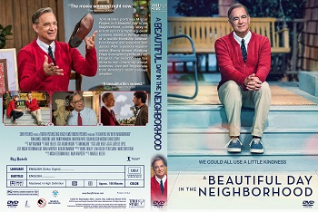 A Beautiful Day in the Neighborhood dvd cover:کاورA Beautiful Day in the Neighborhood،کاور فیلم A Beautiful Day in the Neighborhood،کاور سریال،کاور فیلم خارجی،کاور بلوریA Beautiful Day in the Neighborhood،دیویدی کاور،