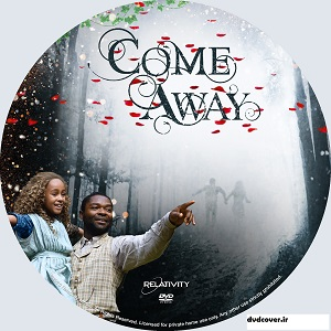 come away dvd lable