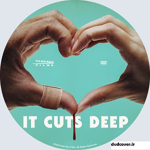 It Cuts Deep dvd cover