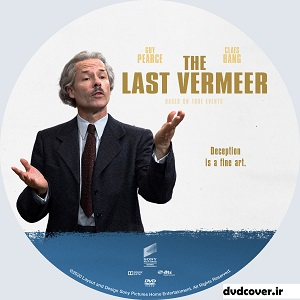The Last Vermeer dvd cover