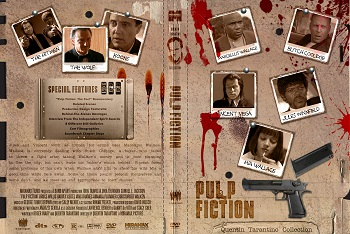 کاور فیلم Pulp Fiction