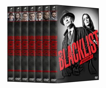 The Blacklist dvd cover
