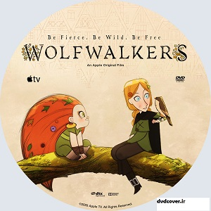 wolfwalkers dvd lable