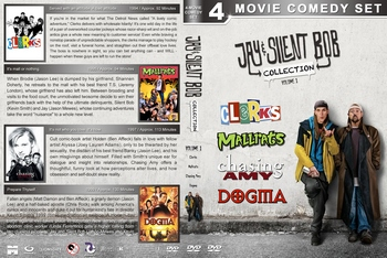 Jay and Silent Bob Collection V1
