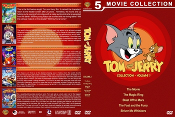 Tom and Jerry 1